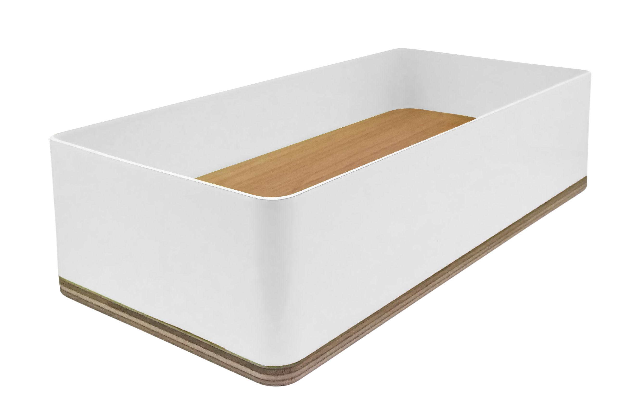 porte crayons portable atelier moleskine bas blanc driade. Black Bedroom Furniture Sets. Home Design Ideas