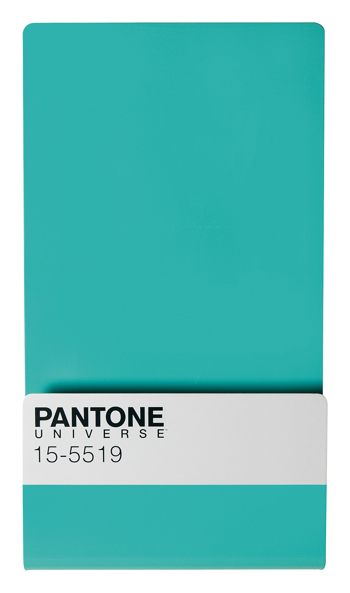 pantone magazine holder wall mounted magazine holder 15 5519 turquoise by seletti. Black Bedroom Furniture Sets. Home Design Ideas