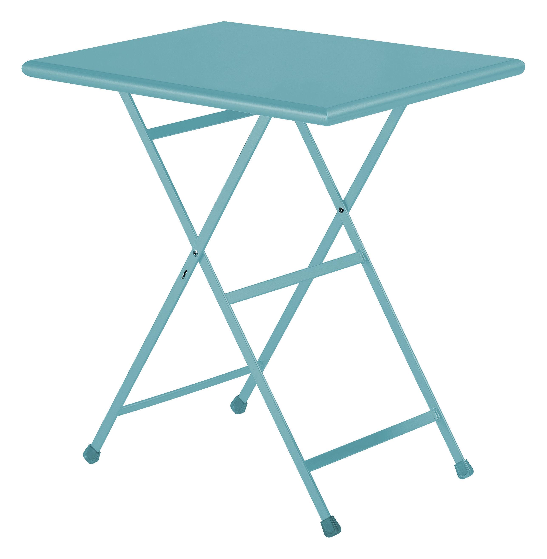 arc en ciel 70 x 50 cm zusammenklappbar emu tisch. Black Bedroom Furniture Sets. Home Design Ideas