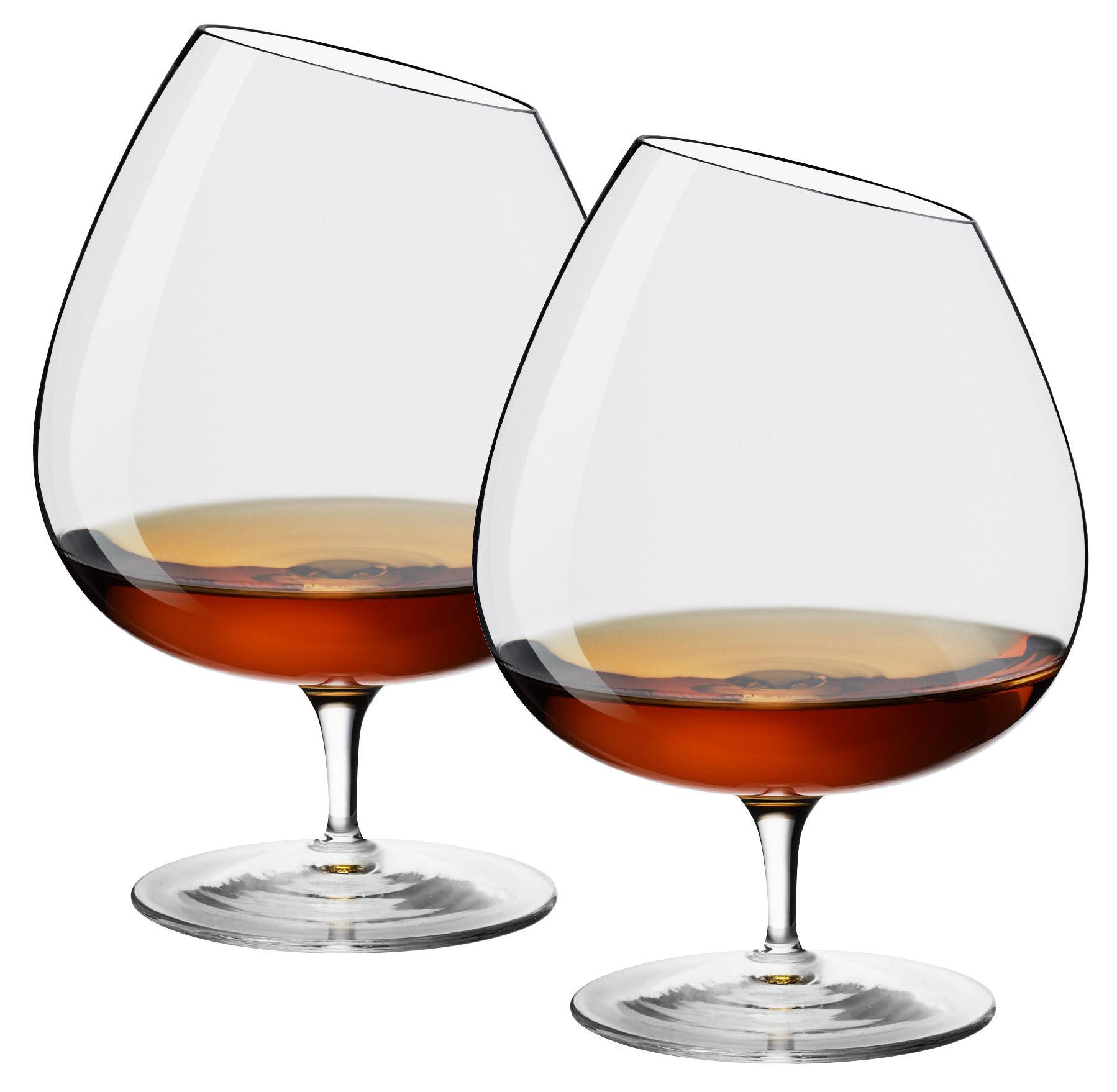 verre cognac lot de 2 cognac eva trio. Black Bedroom Furniture Sets. Home Design Ideas