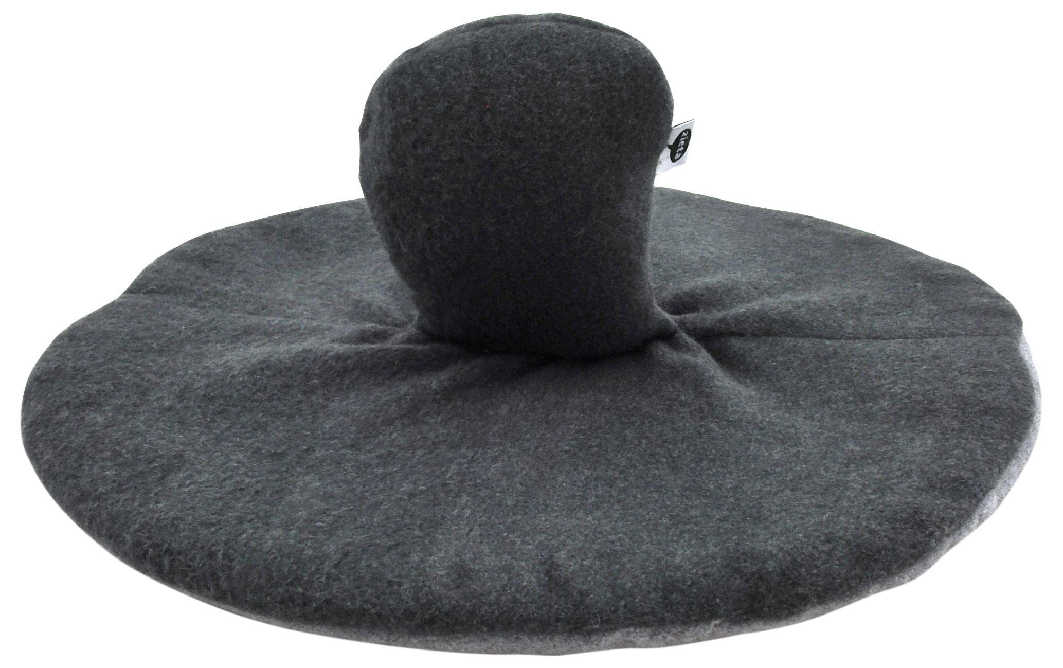 Sgabello Plopp Di Oskar Zieta : Scopri coussin d assise beret per sgabello plopp grigio