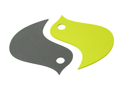 Dessous de plat Oiseaux / Métal - Fermob verveine,romarin en métal