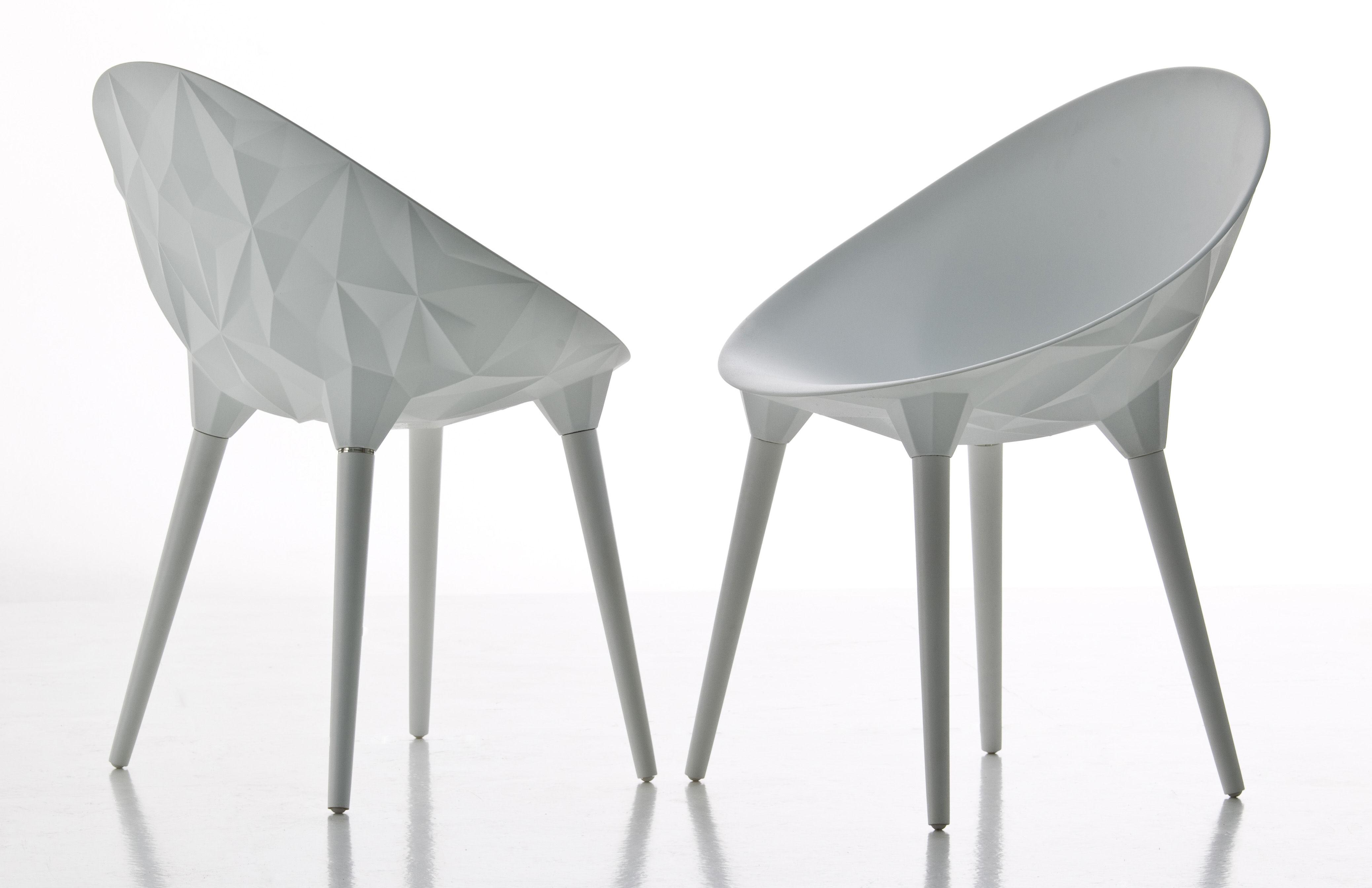 fauteuil rock coque plastique pieds bois noir diesel. Black Bedroom Furniture Sets. Home Design Ideas