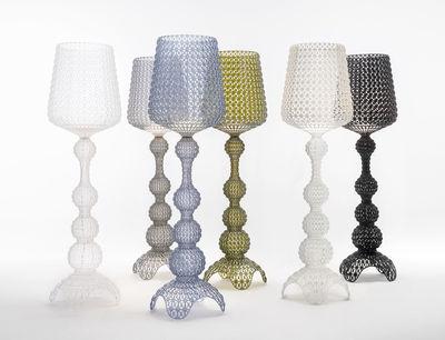 kabuki indoor floor lamp led h 165 cm dimmer crystal. Black Bedroom Furniture Sets. Home Design Ideas