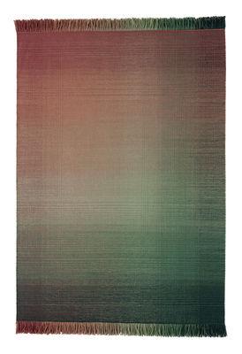 Tapis Shade palette 3 / 170 x 240 cm - Nanimarquina rose,vert en tissu