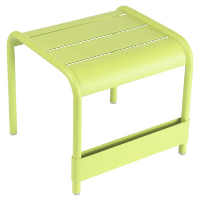 Life Style - Luxembourg End table - L 42 cm by Fermob - Verbena - Lacquered aluminium