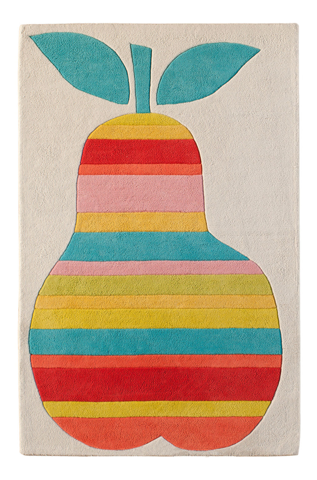 tapis pera 110 x 170 cm multicolore toulemonde bochart. Black Bedroom Furniture Sets. Home Design Ideas