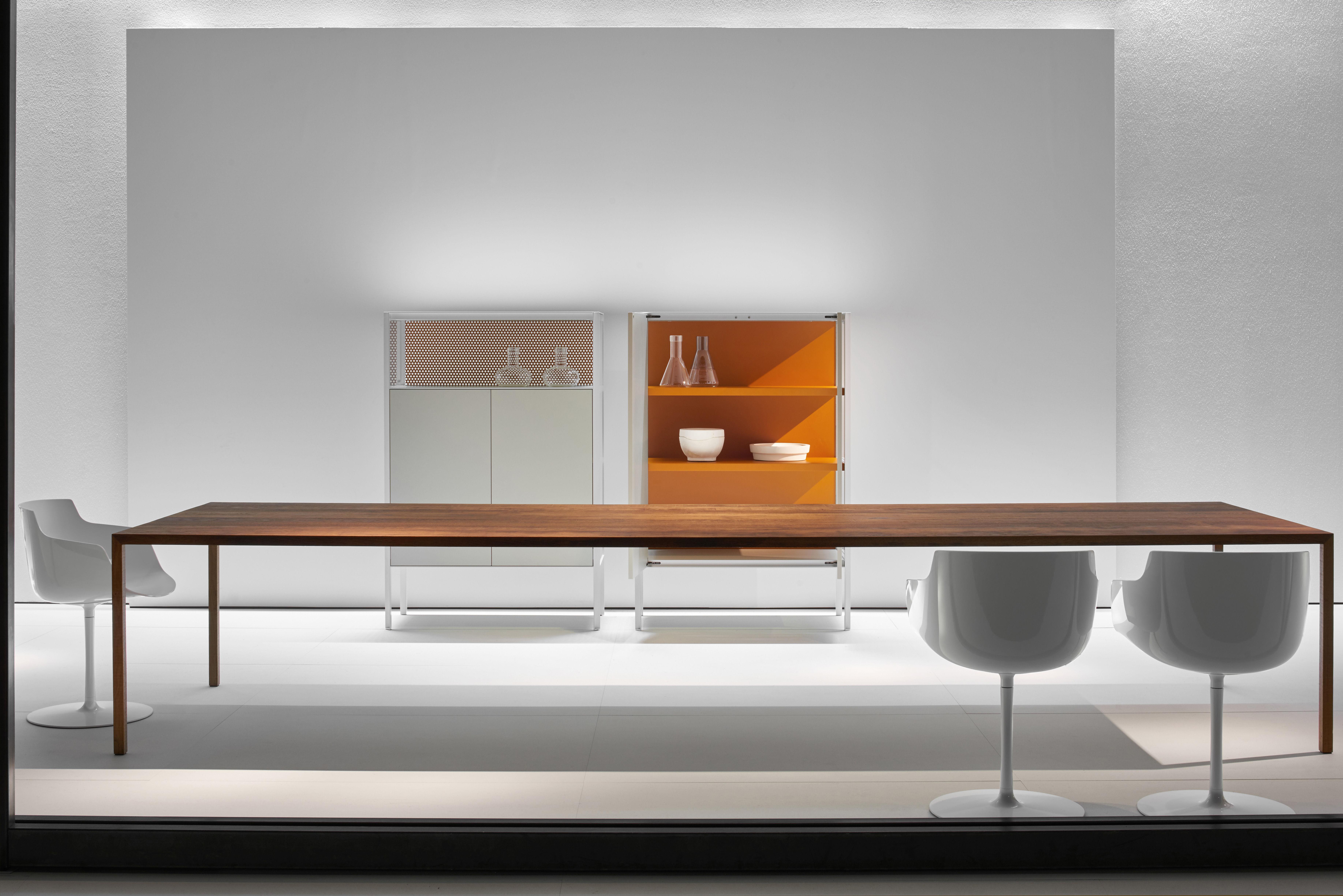 tense material 90 x 200 cm eiche mdf italia tisch. Black Bedroom Furniture Sets. Home Design Ideas