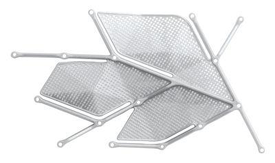 Mobilier - Paravents, séparations - Cloison Maria lot de 42 feuilles - Casamania - Blanc - Polypropylène
