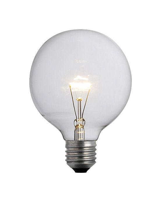 Halogen bulb e27 spare bulb for e27 suspension bulb transparent by muuto - Suspension ampoule muuto ...
