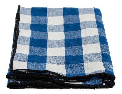 Serviette de table Toile Mimi / 45 x 45 cm - Maison de Vacances cobalt en tissu
