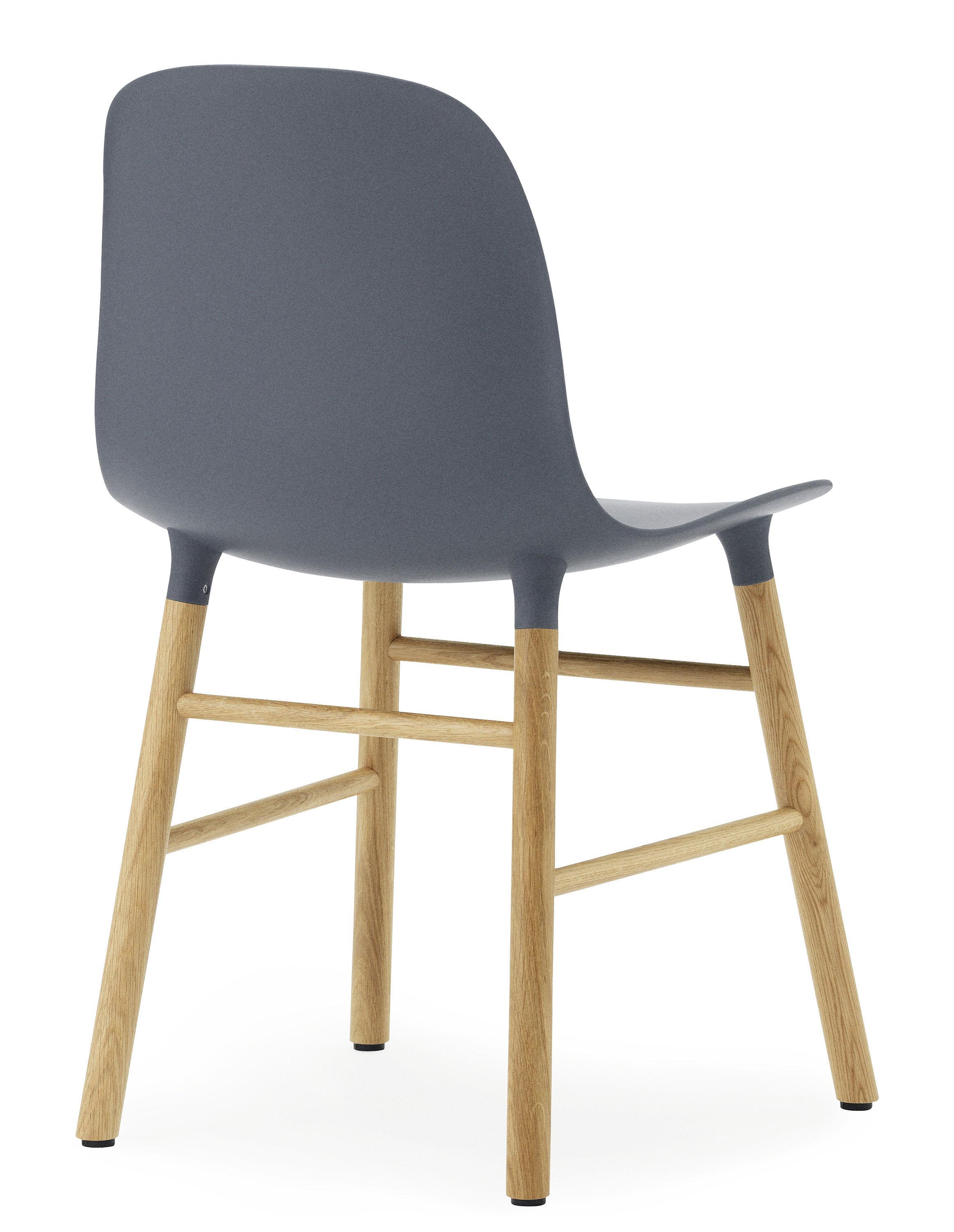 form stuhlbeine aus eiche normann copenhagen stuhl. Black Bedroom Furniture Sets. Home Design Ideas