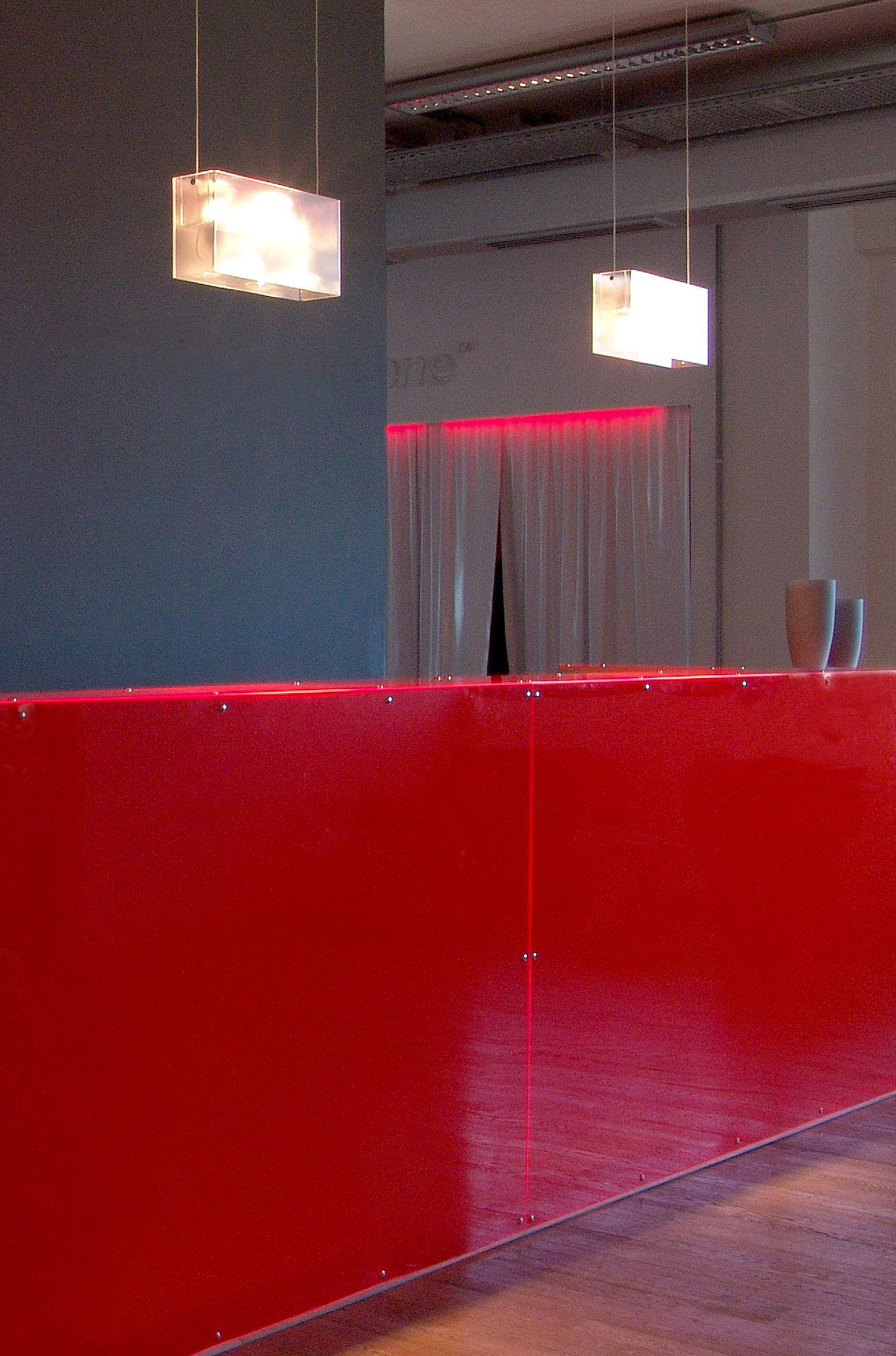 duplex pendant satined by fontana arte. Black Bedroom Furniture Sets. Home Design Ideas