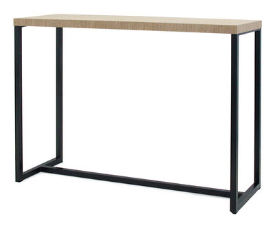 arredamento tavoli alti tavolo bar alto big brother di zeus legno chiaro e