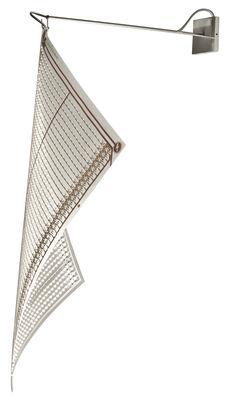 Luminaire - Appliques - Applique avec prise Dew Drops LED - Ingo Maurer - Transparent / Métal - Matériau plastique, Métal