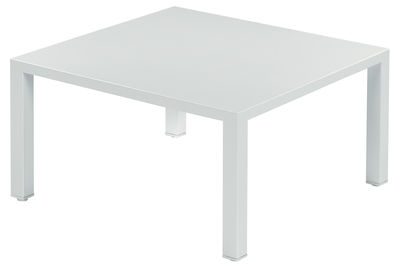Furniture - Coffee Tables - Round Coffee table by Emu - White - Steel