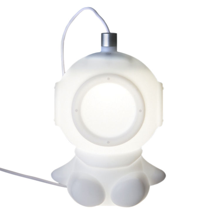 veilleuse lightdiver led branchement usb blanc pa design. Black Bedroom Furniture Sets. Home Design Ideas