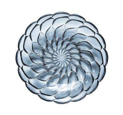Assiette creuse Jellies Family Ø 22 cm Kartell bleu ciel en matière plastique