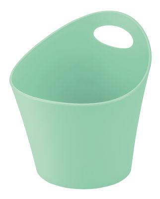 Pot Pottichelli M / Ø 17 x H 15 cm - Koziol vert menthe en matière plastique