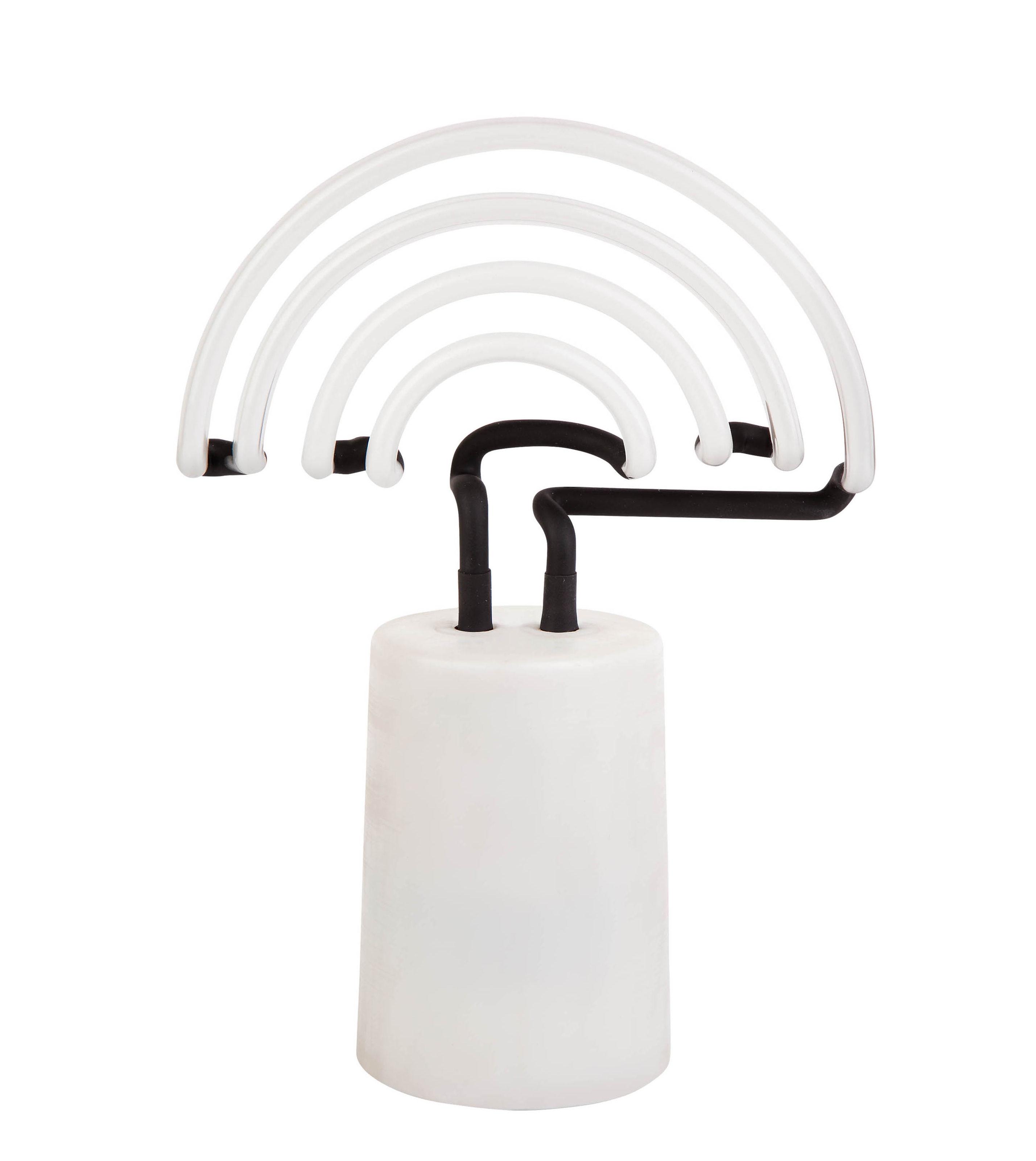 Neon Arc-en-ciel Small / H 23 cm   Sunnylife   Lampe ohne Kabel