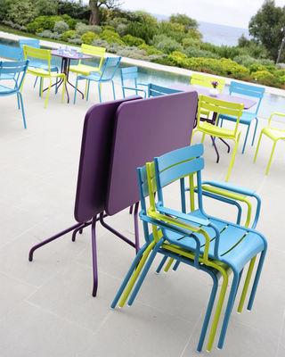 luxembourg fermob stuhl. Black Bedroom Furniture Sets. Home Design Ideas