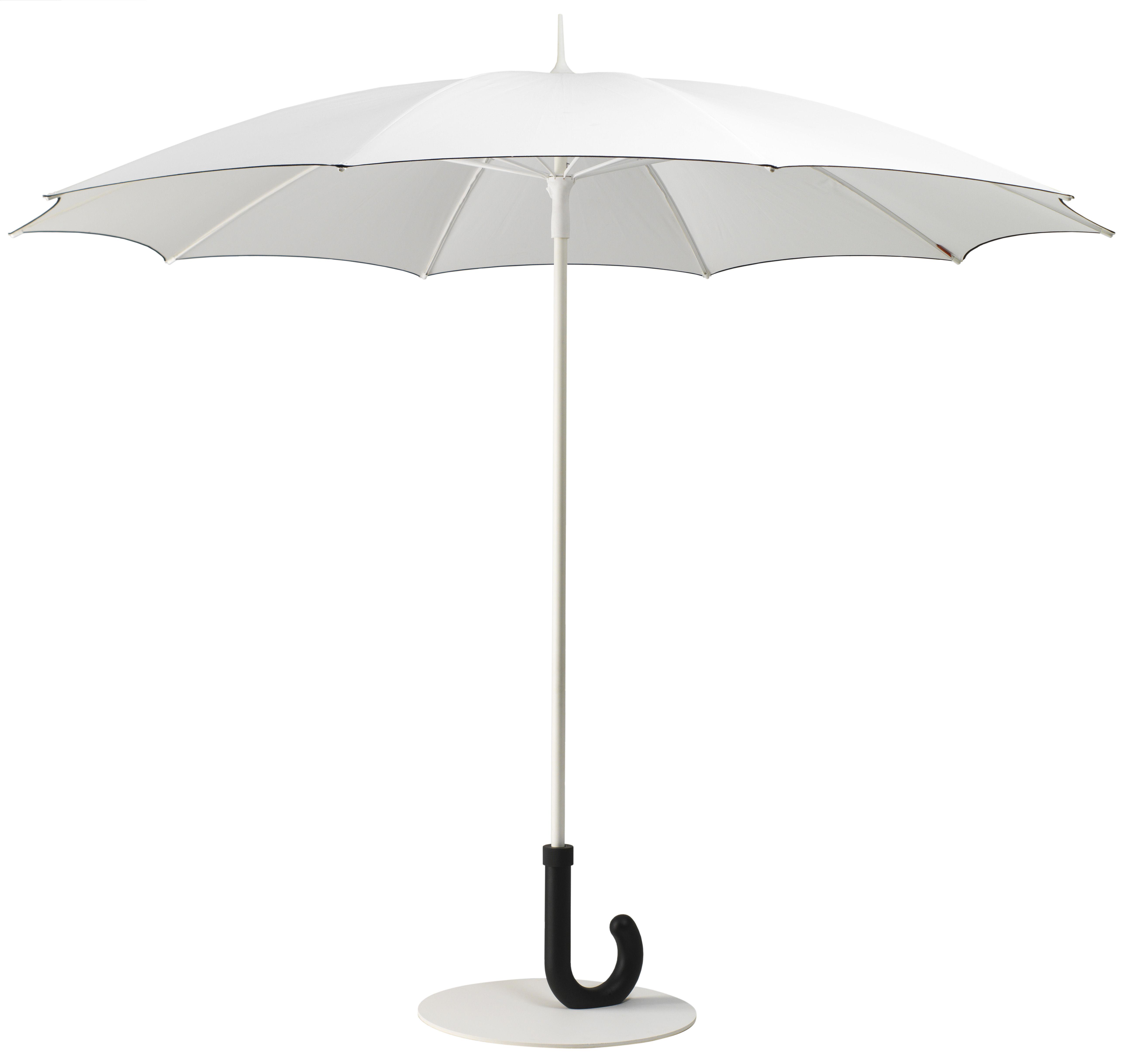 gulliver parasol 295 cm blanc by sywawa. Black Bedroom Furniture Sets. Home Design Ideas
