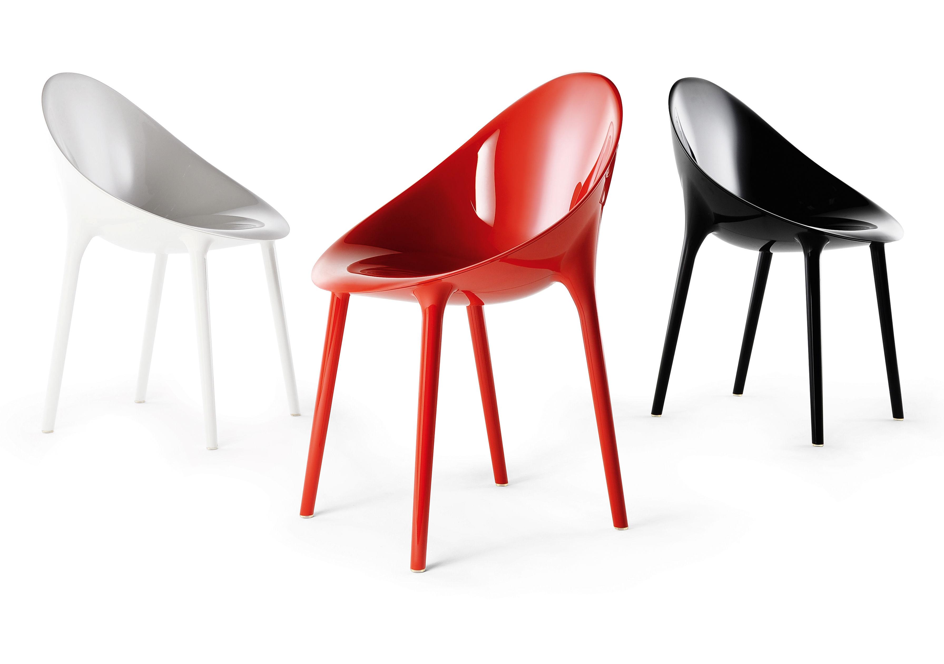 super impossible zweifarbige ausf hrung kartell sessel. Black Bedroom Furniture Sets. Home Design Ideas
