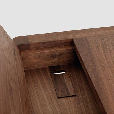 Furniture Office Secret Desk By Zeitraum American Walnut Solid