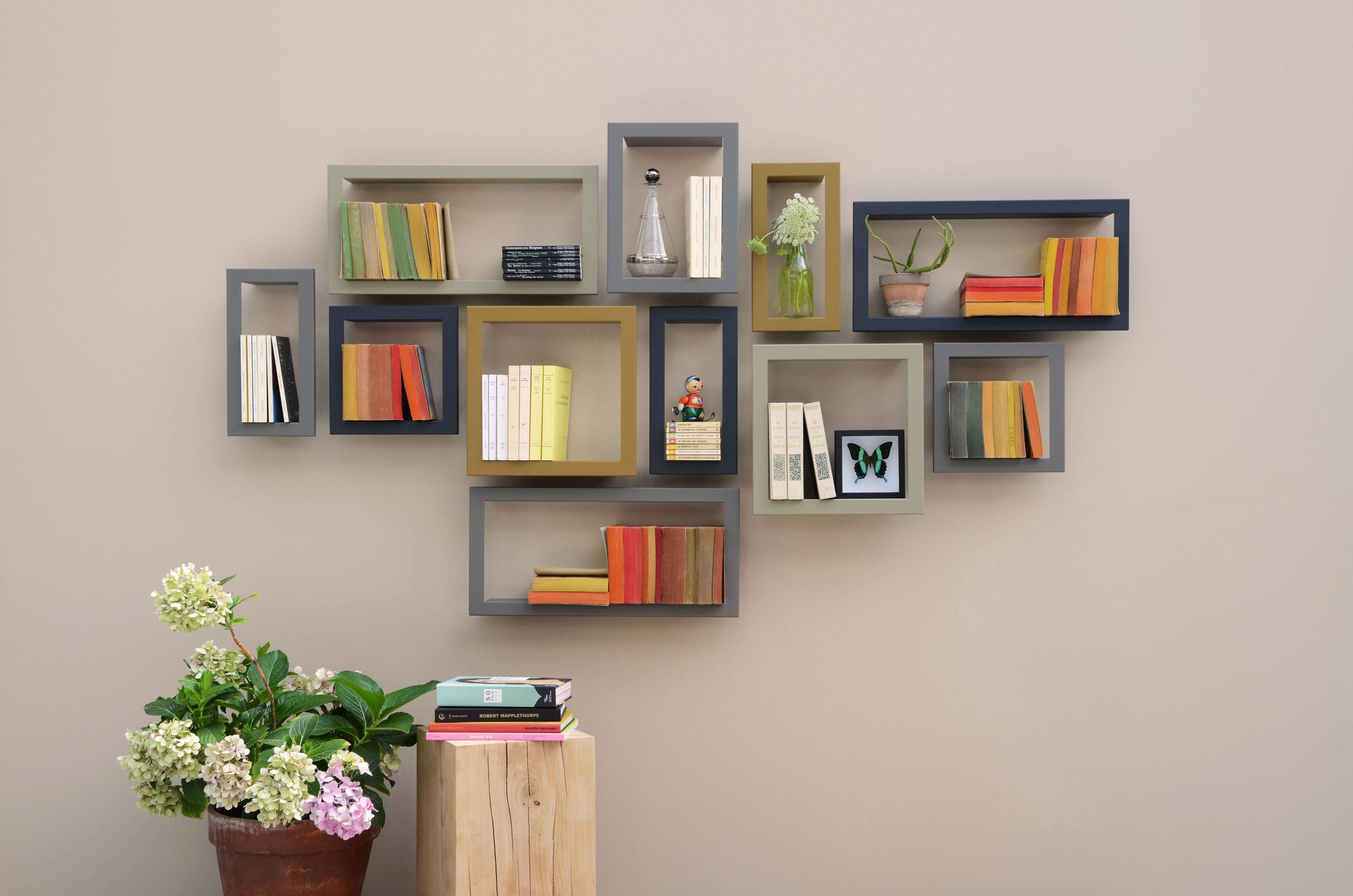 etag re bigstick m tal l 36 x h 36 cm blanc presse citron. Black Bedroom Furniture Sets. Home Design Ideas