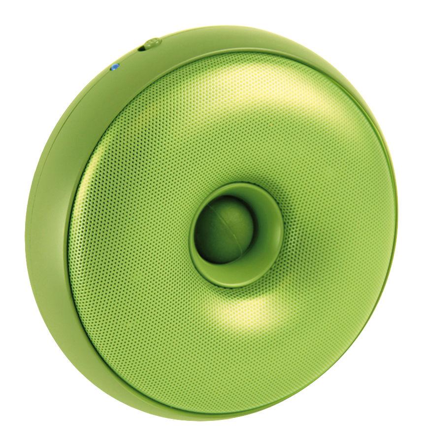 enceinte bluetooth hoop portable sans fil anis lexon. Black Bedroom Furniture Sets. Home Design Ideas