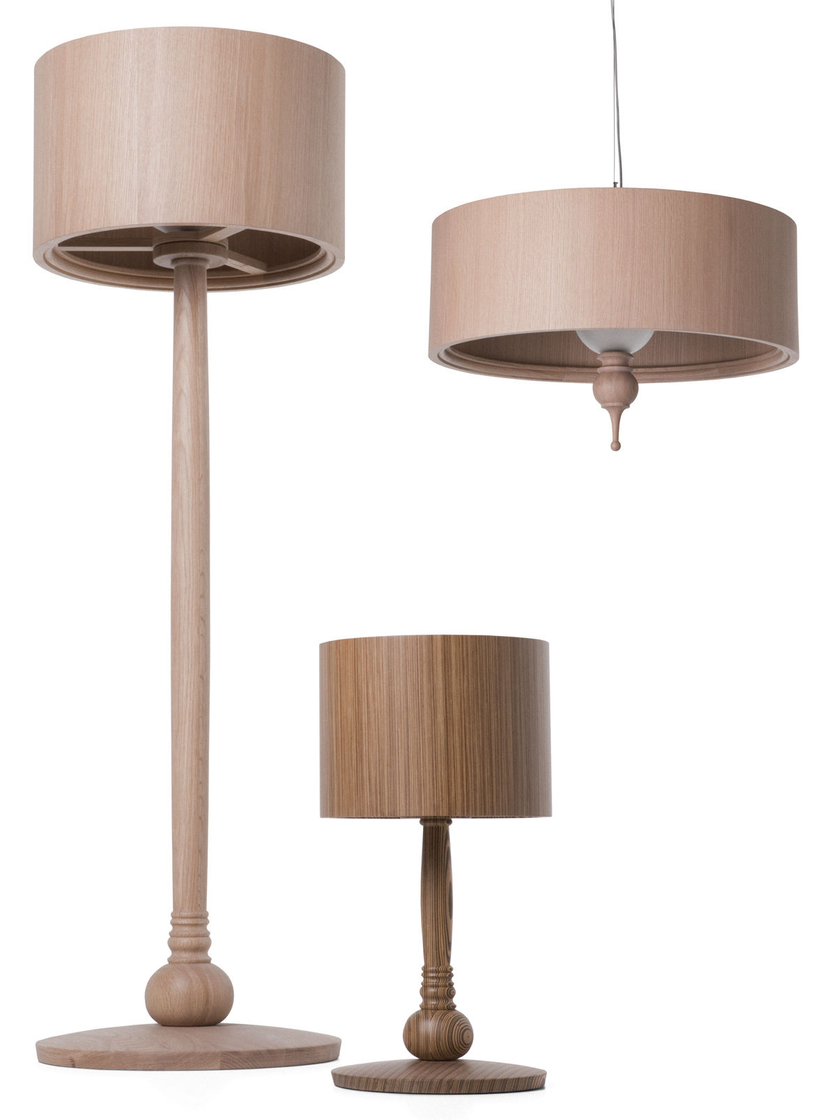 tree lamp floor lamp h 160 cm zebrano by moooi. Black Bedroom Furniture Sets. Home Design Ideas