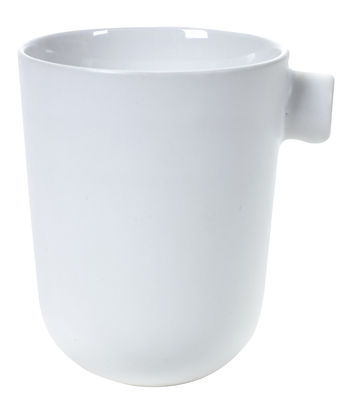 Arts de la table - Tasses et mugs - Mug Daily Beginnings - Serax - Blanc - Grès