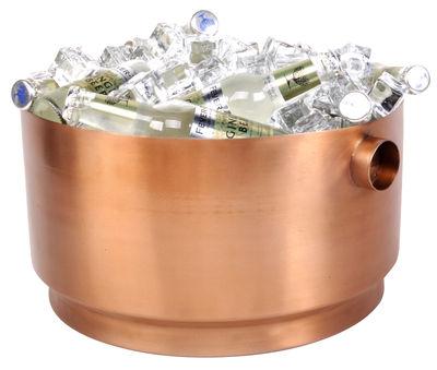 Seau à champagne Rondo / XL - 10 bouteilles - XL Boom cuivre en métal