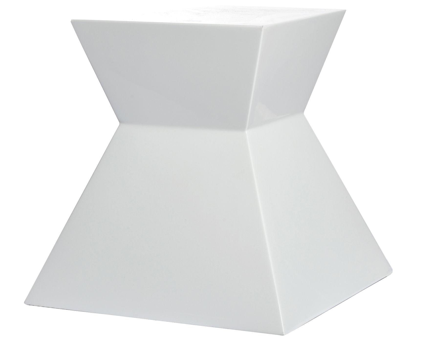 hourglass pols potten niedriger hocker. Black Bedroom Furniture Sets. Home Design Ideas