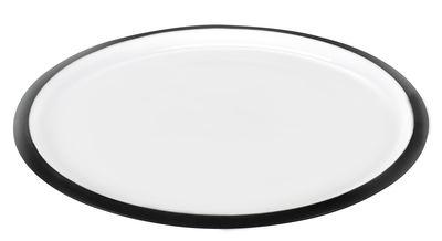 Assiette Daily Beginnings Ø 25 cm Serax blanc,noir en céramique