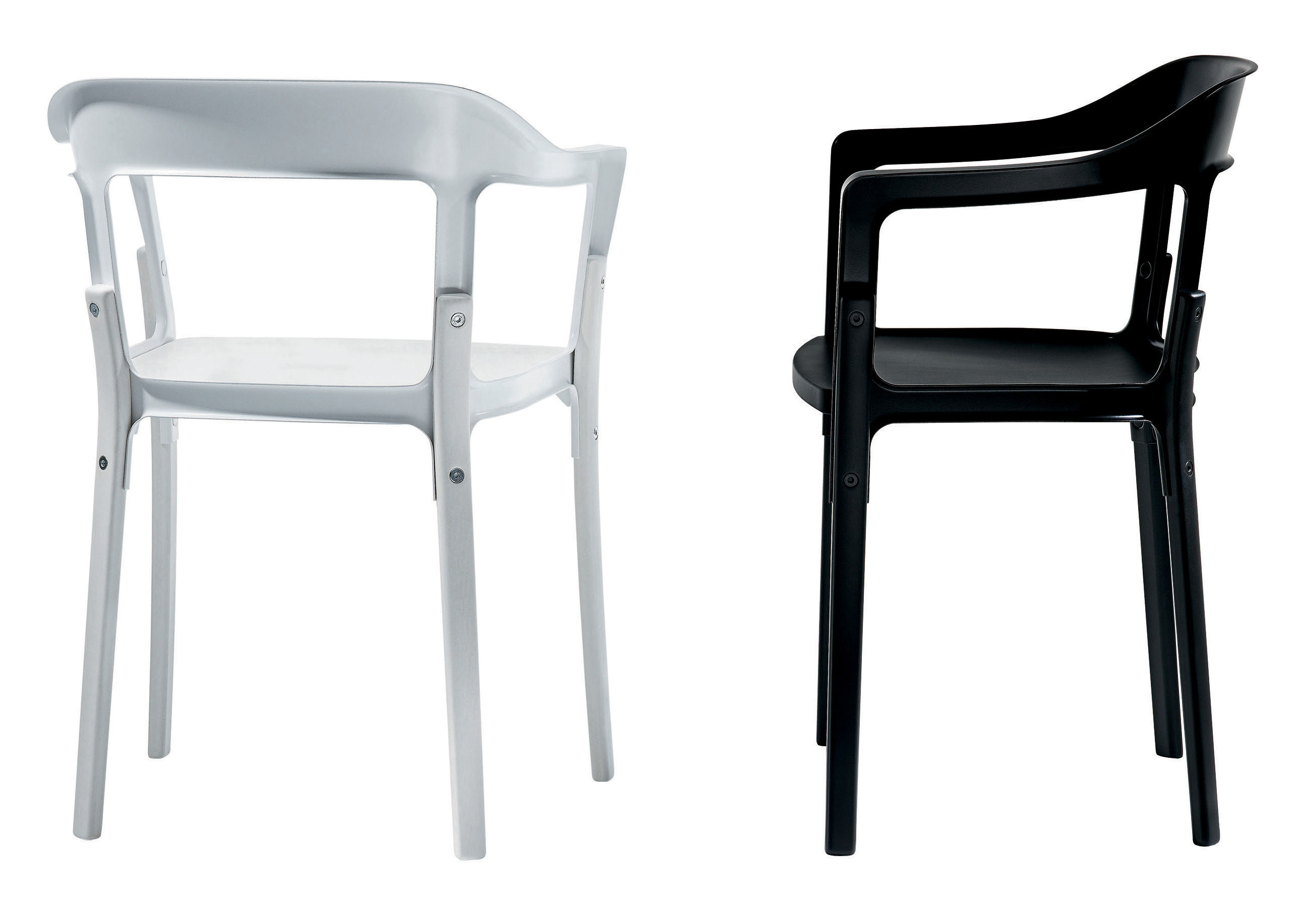 magis chair collaboration first italian with icon image