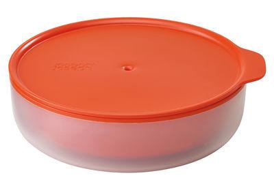 Cuisine - Ustensiles de cuisines - Plat Cool-Touch / Micro-ondes - Joseph Joseph - Pierre/Orange - Polypropylène