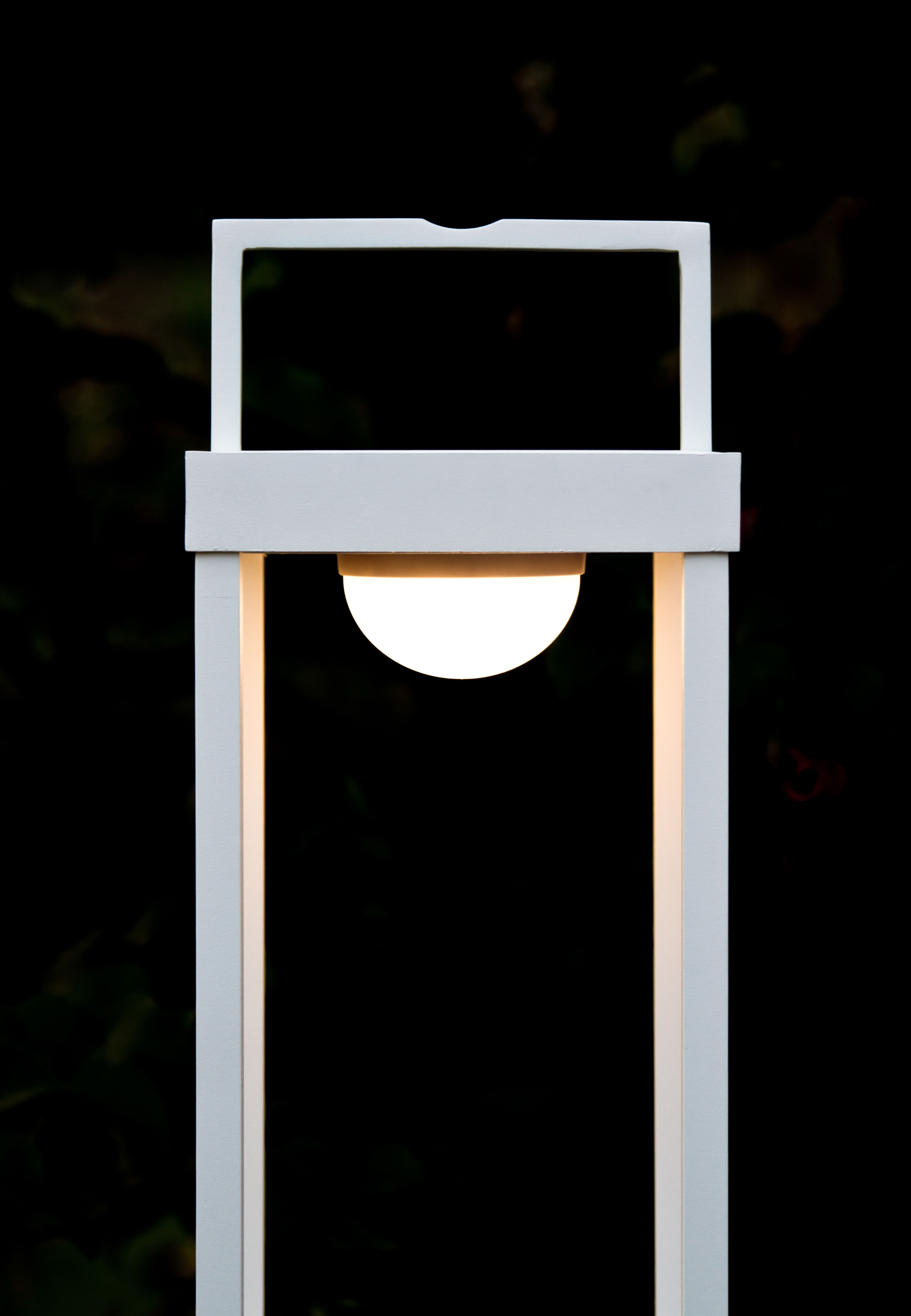 la lampe parc m led kabellos h 40 cm maiori solarlampe. Black Bedroom Furniture Sets. Home Design Ideas