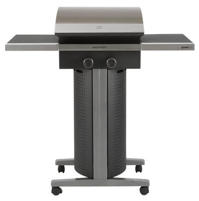 Designer Gasgrill t grill gas grill grill gas barbecue titanium by grand