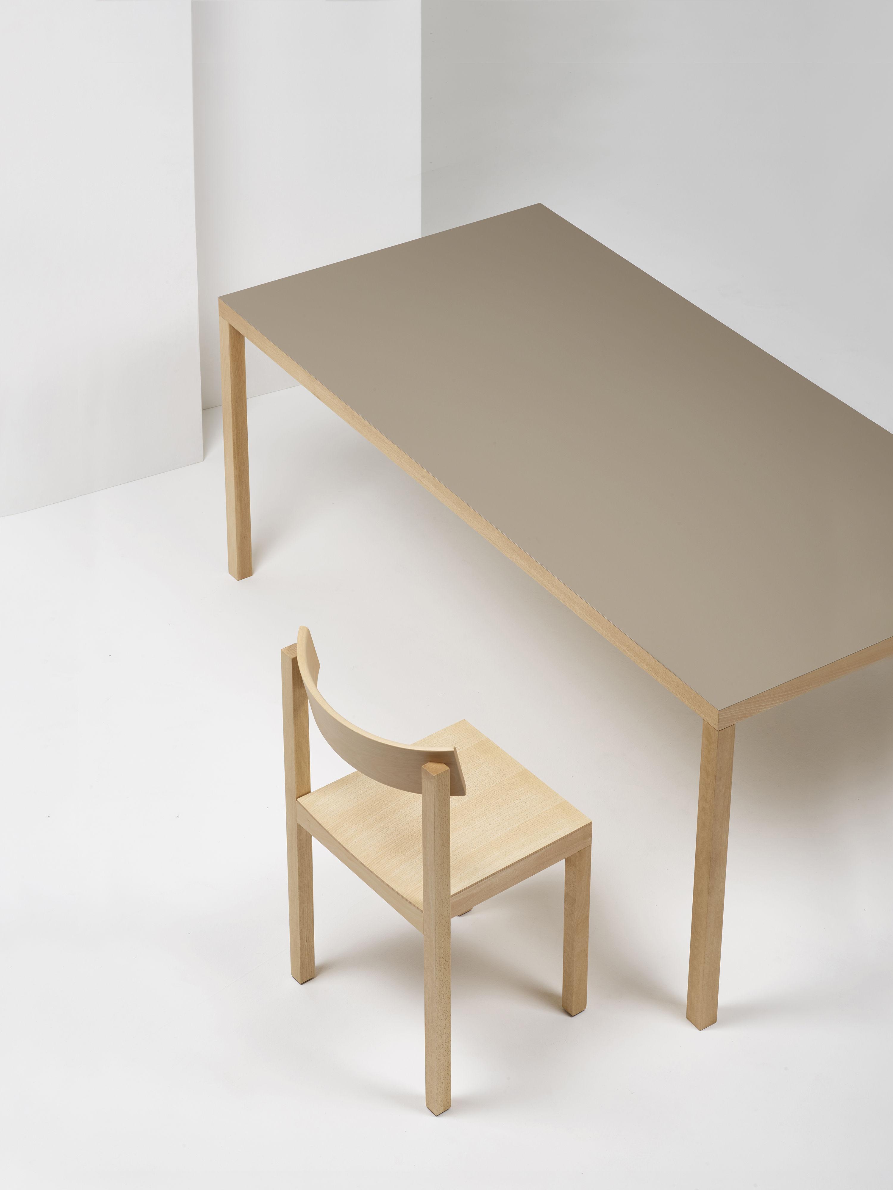 primo 180 bis 90 cm tischplatte fenix ntm mattiazzi tisch. Black Bedroom Furniture Sets. Home Design Ideas