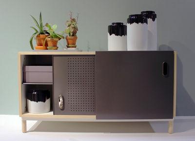 kabino dresser grey by normann copenhagen. Black Bedroom Furniture Sets. Home Design Ideas