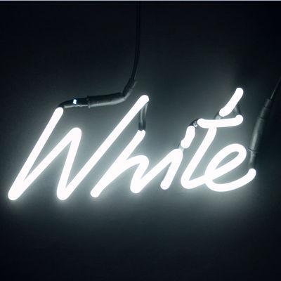 Neon Shades White Wandleuchte