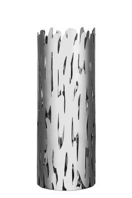 Déco - Vases - Vase Barkvase - Alessi - Acier - Acier inoxydable, Verre