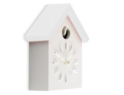 Horloge murale Cu-Clock à coucou - Magis blanc en matière plastique