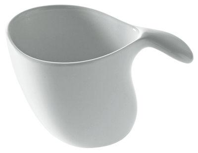 Tableware - Coffee Mugs & Tea Cups - Bettina Mug by Alessi - White - China