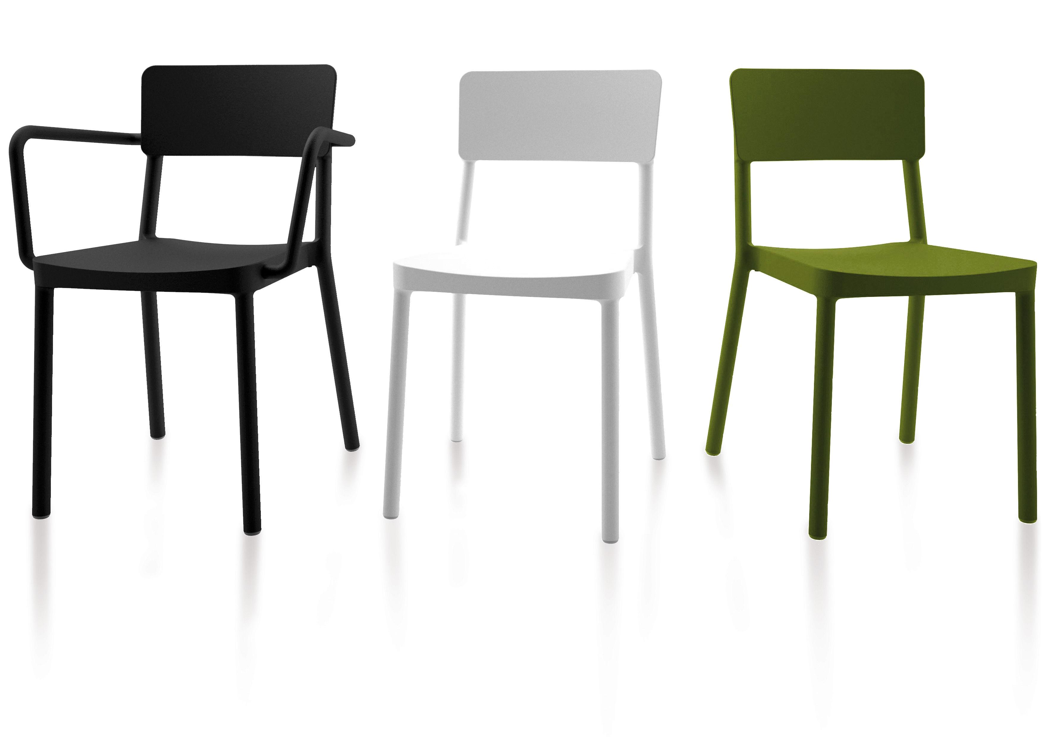 Lisboa Chair Olive Green By Serralunga