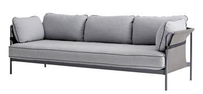 Can Sofa / 3-Sitzer - L 247 cm - Hay - Grau,Hellgrau