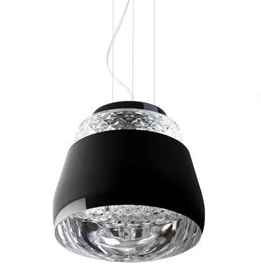 Suspension Valentine Baby Ø 21 cm - Moooi noir,chromé en métal