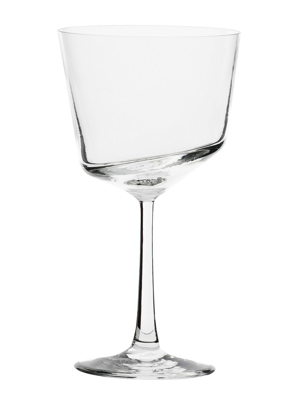 Scopri bicchiere da acqua kai trasparente di la roch re for Acqua design italia