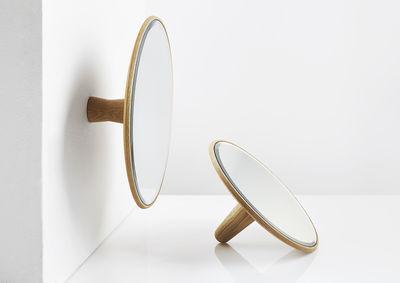 Miroir barb small 21 cm poser ou accrocher au mur - Accrocher miroir au mur ...